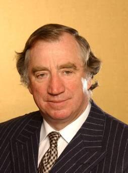 Lord Ballyedmond Edward Haughey