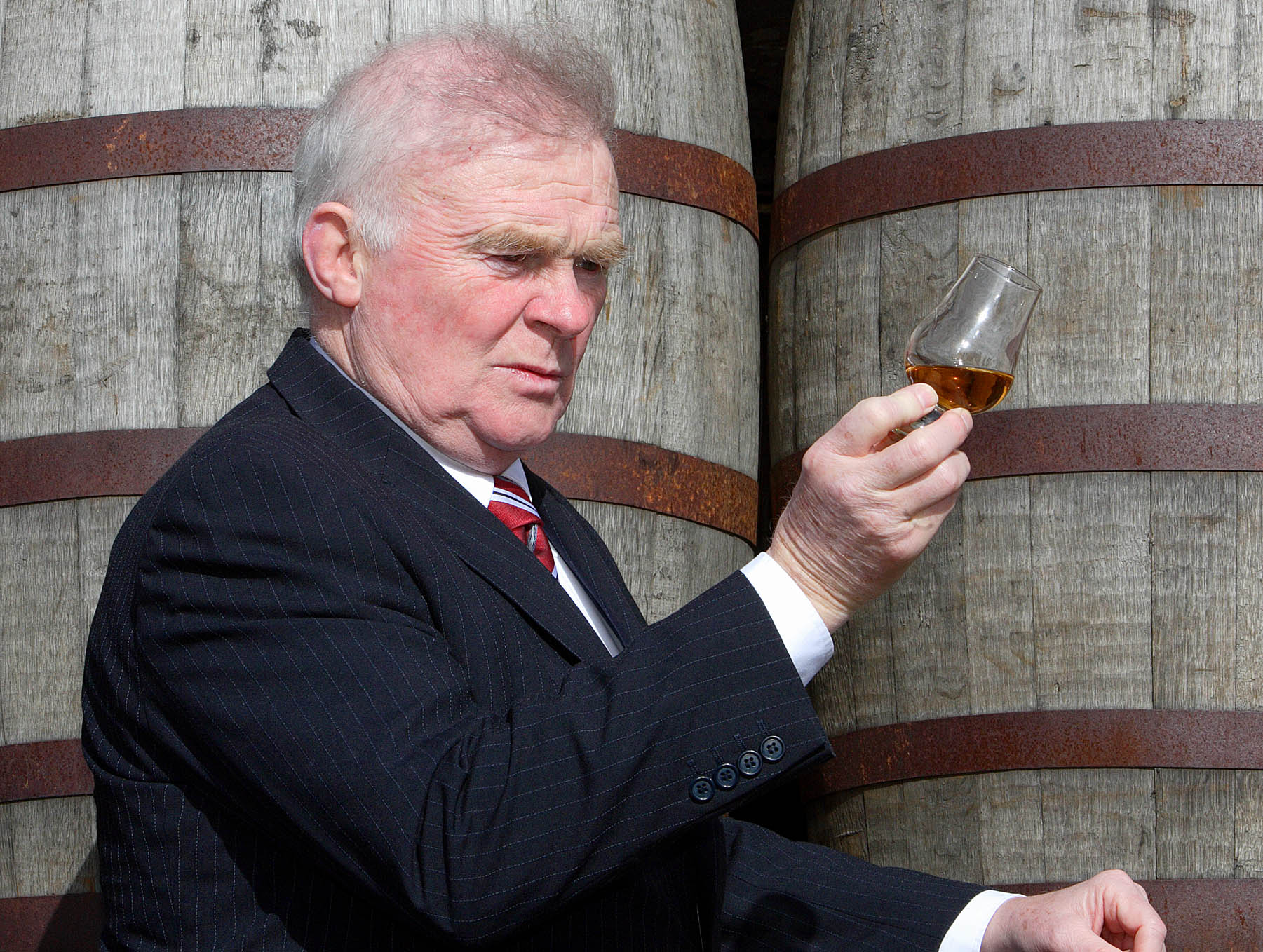 dr john teeling talk We've talked about teeling whiskey a bit on this site in the past, and  dr bill  lumsden, director of distilling, whisky creation and whisky.