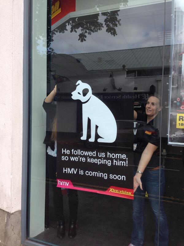 Staff at Xtra-vision Dundalk have been preparing for the reopening of HMV in the store in recent weeks