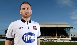 Dundalk's Stephen O'Donnell