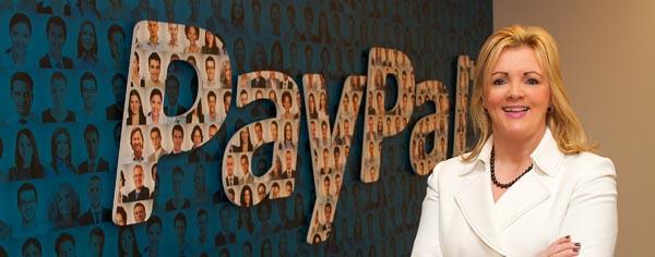 Louise Phelan of PayPal