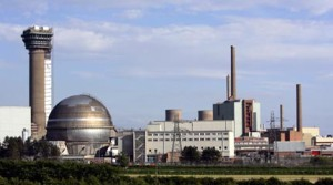 The Sellafield plant in the UK
