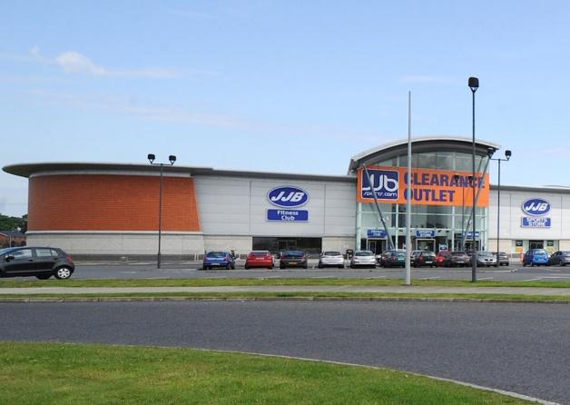 DkIT Sport will be located at the former JJB facility at Dundalk Retail Park