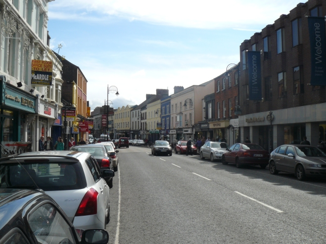 Upgrades to Clanbrassil Street will stop just before Bank of Ireland