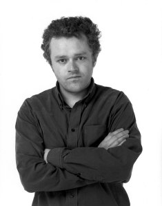 Pat McDonnell will be in the comedy tent on Saturday