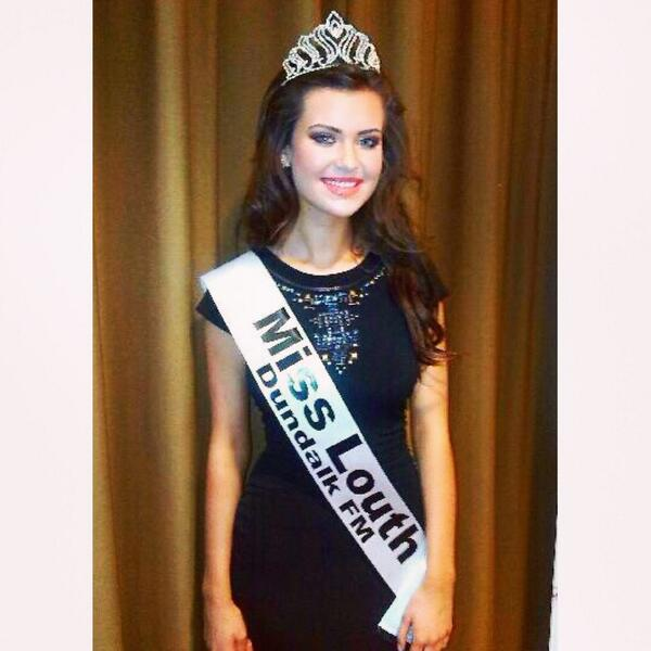 Miss Louth 2014 Fionnuala Short