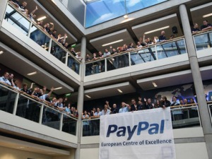 PayPal in Dundalk hires over 1,000 staff