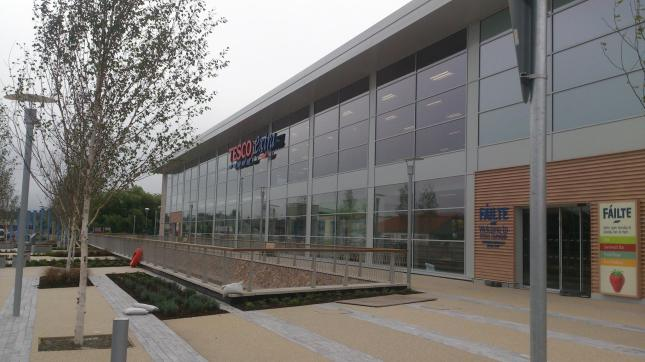 Tesco Extra celebrated a year open earlier this month