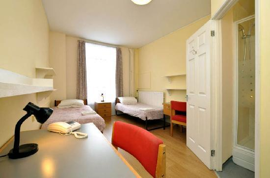 One of the on-campus accommodation units at Dundalk IT