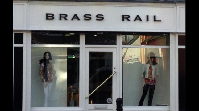The Brass Rail boutique closed its doors last Friday after over 19 years in business