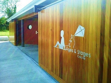 Local creche Ages and Stages closed its doors in August of last year but the facility will be reopened by Women's Aid next month