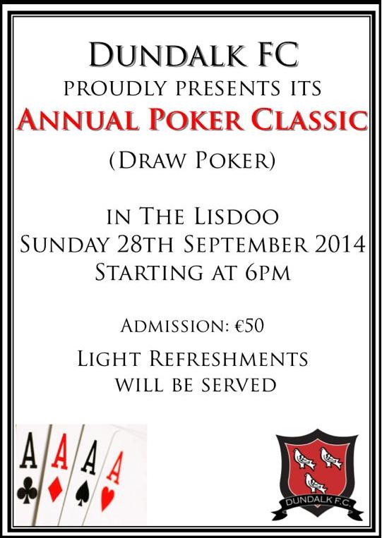 Dundalk-FC-Poker-Classic-28th-September-2014