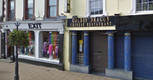 The Golden Dragon in Clanbrassil Street