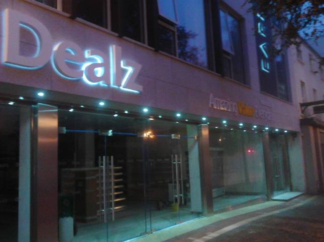 The new Dealz store. Pic: Paddy Mac