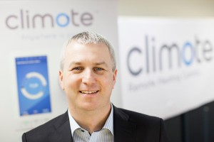 Derek Roddy founder and CEO of Climote