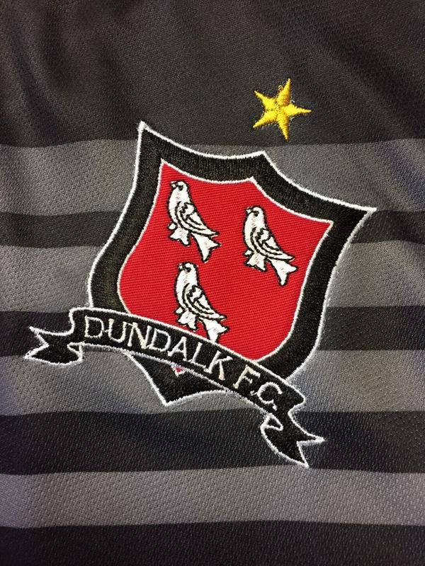 The club crest will have a star above it next season, commemorating Dundalk's 10 league titles