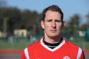 New Dundalk goalkeeper Gary Rogers