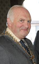 Oliver Nixon, president of Dundalk Rotary Club