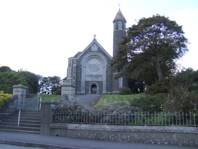 St Oliver Plunkett Church in Blackrock, where the State funeral will take place