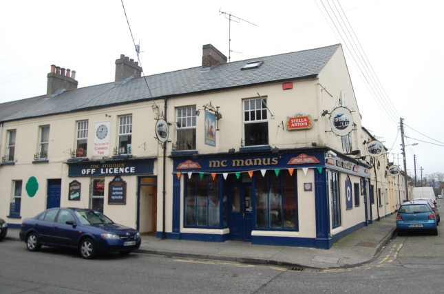 McManus' Bar in Seatown