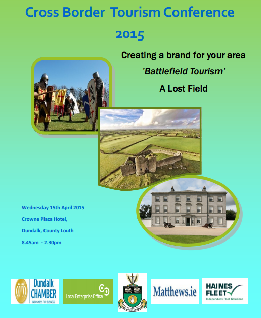 Cross Border Tourism Conference to be held in Dundalk in ...