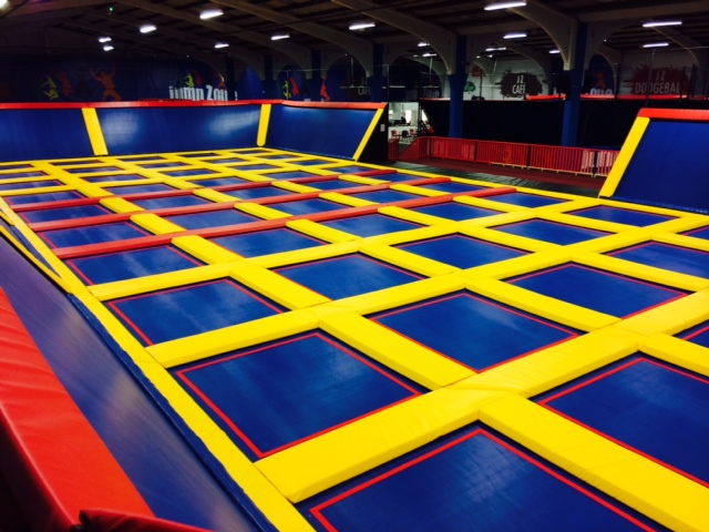 What the new trampoline park could look like if given the go ahead
