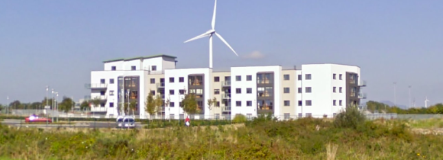 Existing student accommodation at Dundalk IT