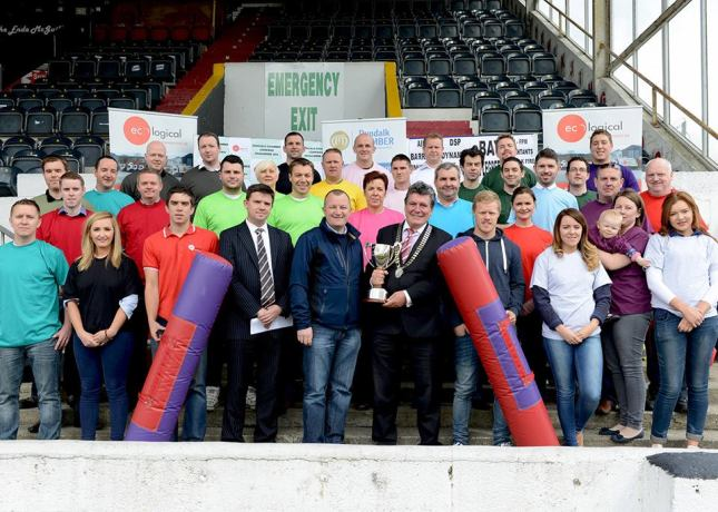 The launch of last year's challenge